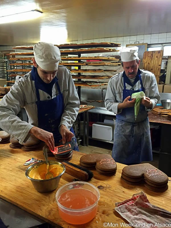 Gingerbread – Visits of museums and manufacturing workshops
