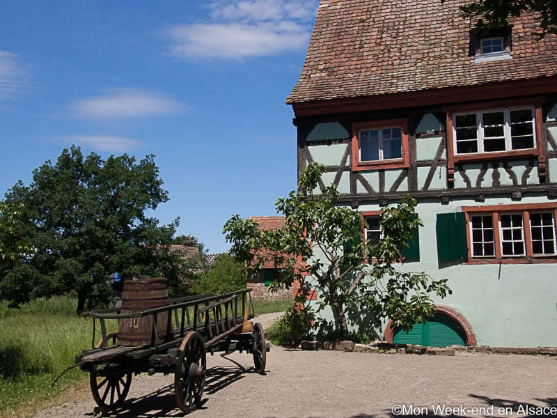 Soak up Alsatian culture at the Ecomuseum of Alsace