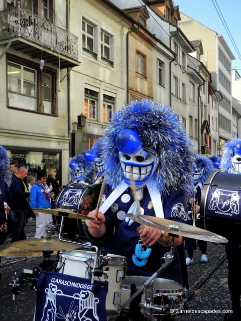 Carnival of Basel (Switzerland)