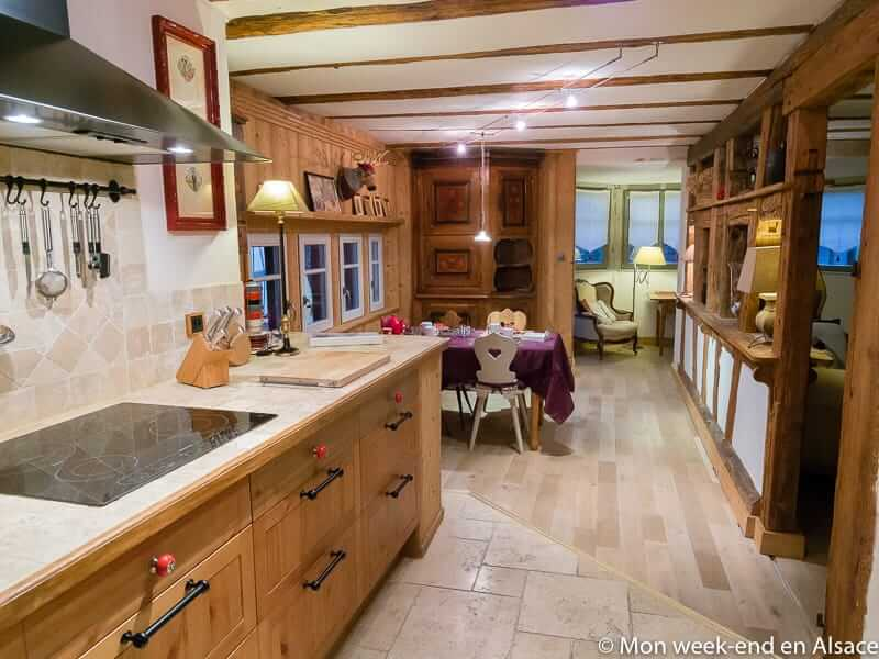 Gîtes Les Remparts de Riquewihr – Charming apartments