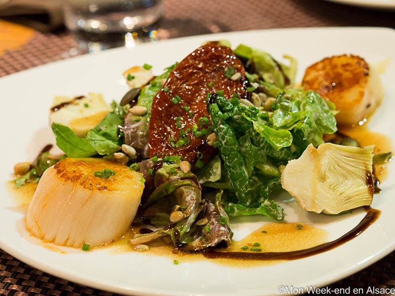 My favorite restaurants in Colmar