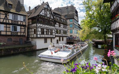 A boat trip in Strasbourg with Batorama