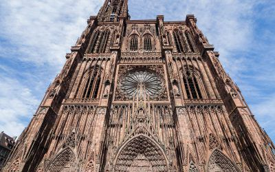 Visit of Strasbourg Cathedral