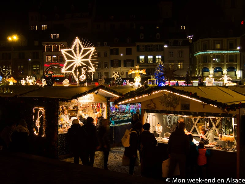 Basel Christmas Market (Switzerland)