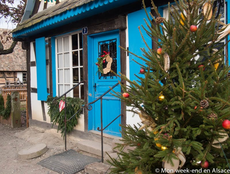 Christmas at the Alsace Ecomuseum