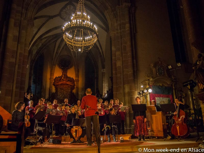 Les Noëlies – Christmas concerts and nativity scenes in Alsace