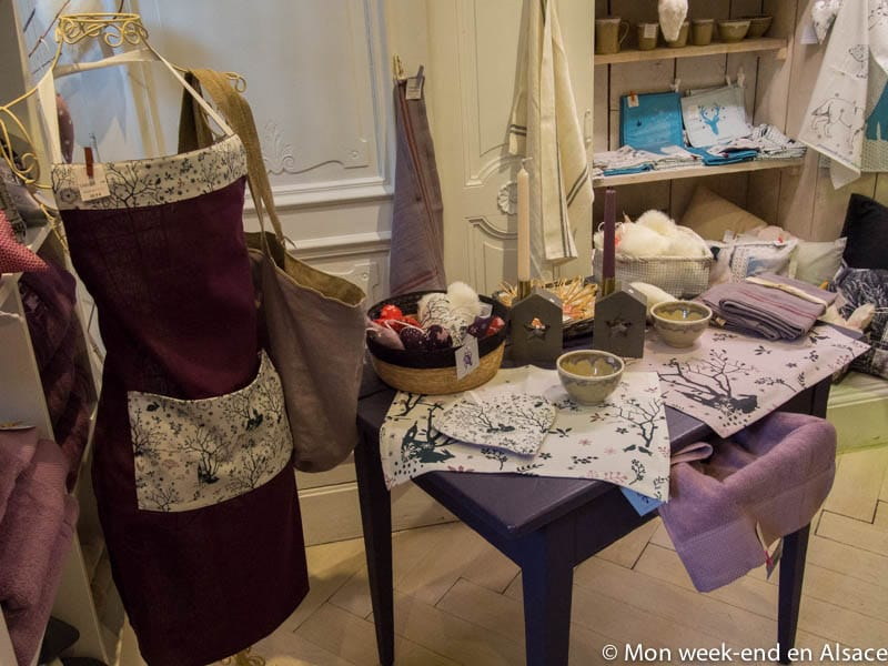 Shopping Idea – Shop Avenue d'Alsace in Colmar
