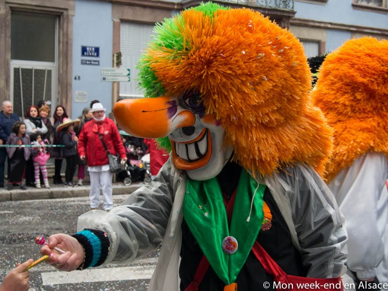 Carnival of Mulhouse