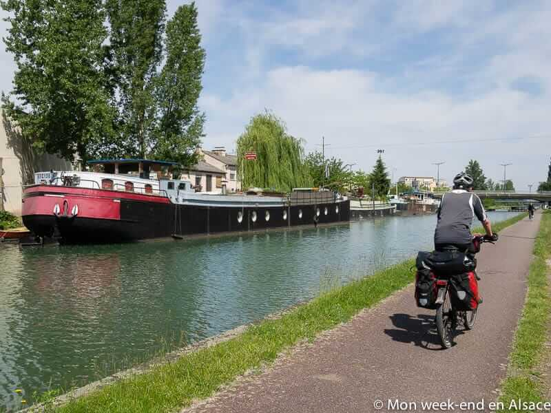 Bike ride itinerary – Discovering Strasbourg and its surroundings (3h)