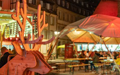 Christmas Market OFF in Strasbourg – A social and solidarity Christmas Market