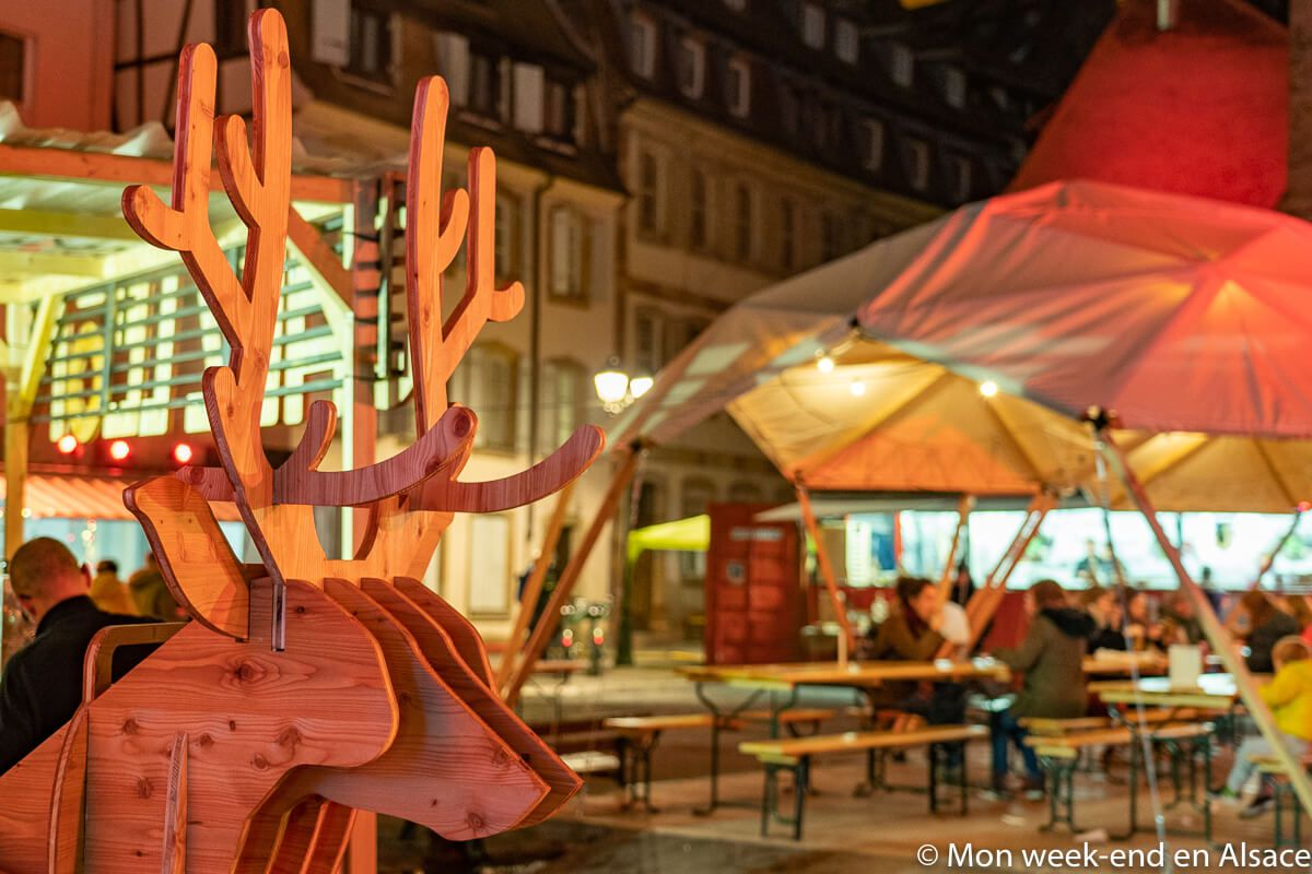 Christmas Market OFF in Strasbourg   A social and solidarity