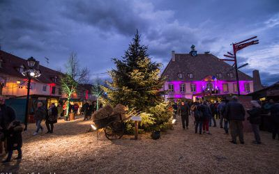Neuf Brisach Christmas Market: back to 1700!